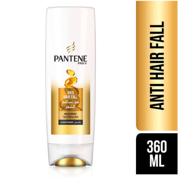Pantene Anti Hair Fall Conditioner - 360ml