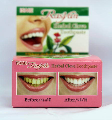RASYAN HERBAL CLOVE TOOTHPASTE 25 G