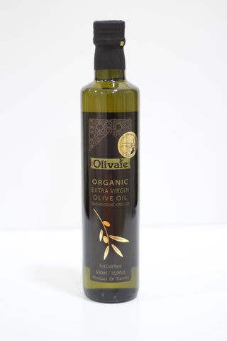 olivaie organic extra virgin olive oil 500ml - MarkeetEx