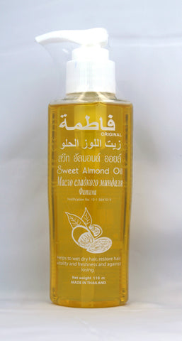 FATIMA SWEET ALMOND OIL 110 ML - MarkeetEx