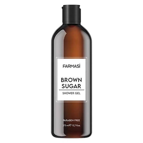 BROWN SUGAR SHOWER GEL 12.7 fl. oz. 375 ml - MarkeetEx