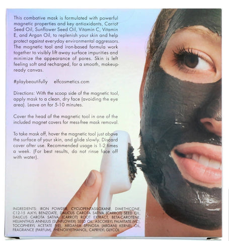 E.L.F BEAUTY SHIELD MAGNETIC MASK