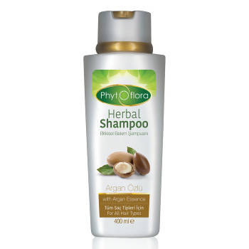 Argan essence herbal shampoo 400ml