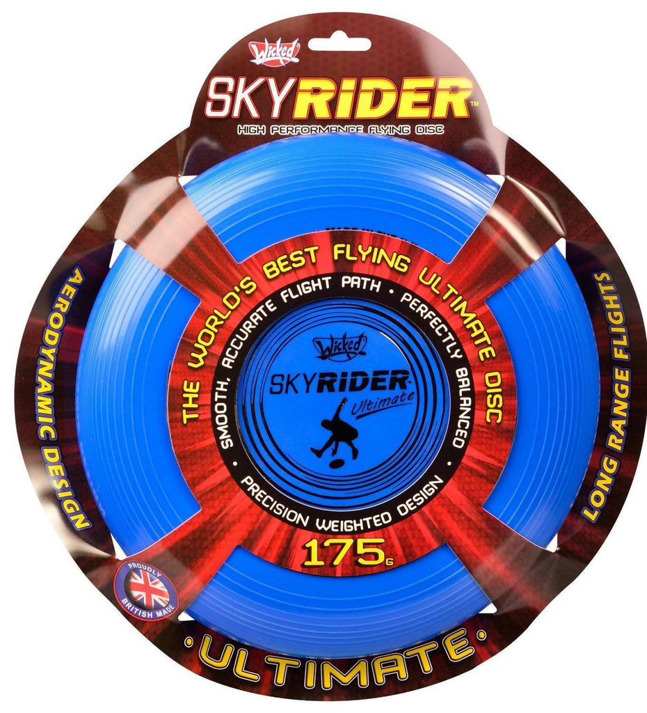 WICKED SKYRIDER FLYING DISC ULTIMATE 175G