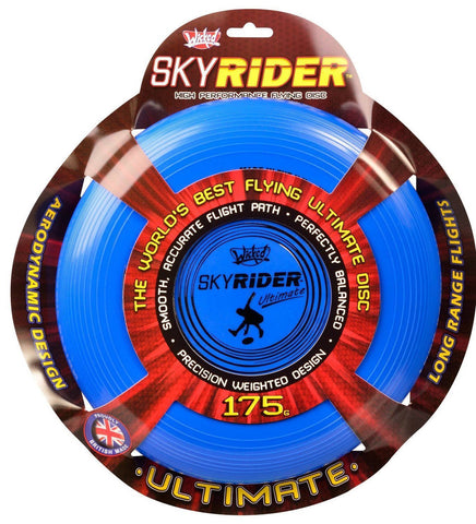 WICKED SKYRIDER FLYING DISC ULTIMATE 175G - MarkeetEx