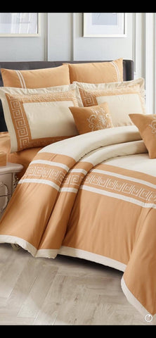 Comforter Yuan King Size 11PCS SET - YUAN 05