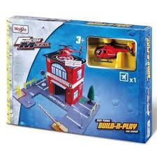 Maisto Build n Play Set أنشئ واِلعب - MarkeetEx