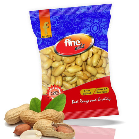 Fine Nuts - Salted Peanut Roasted - MarkeetEx
