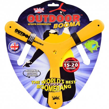 WICKED OUTDOOR BOOMA Flight Range 15M - MarkeetEx