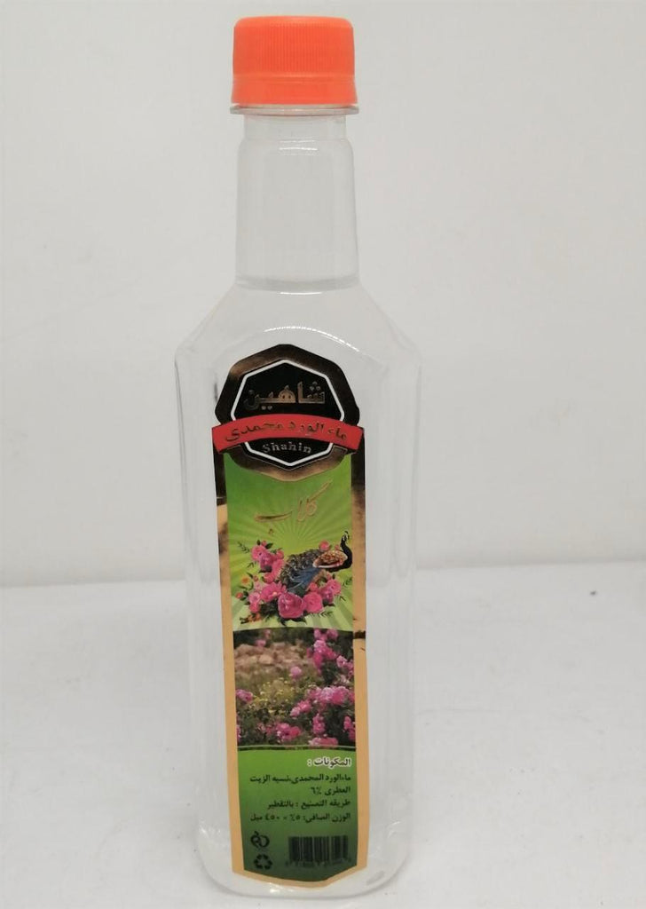 Shahin Rose Water 450ml - MarkeetEx