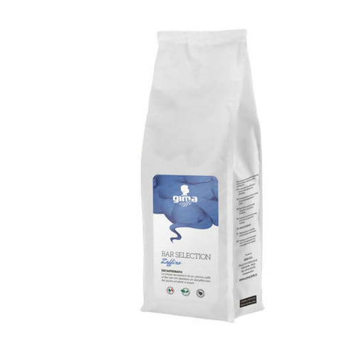 GIMA ZAFFIRO (DECAFFEINATO)COFFEE POWDER 250 GRAMS - MarkeetEx