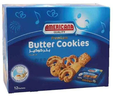 Butter Cookies Americana