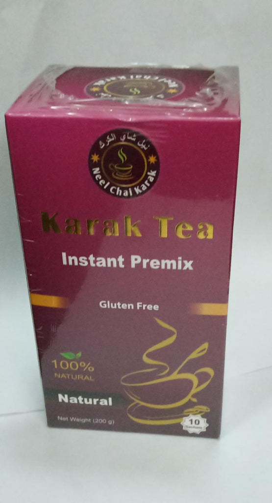 NEEL CHAI KARAK TEA NATURAL FLAVOUR BOX (20GM X 10)