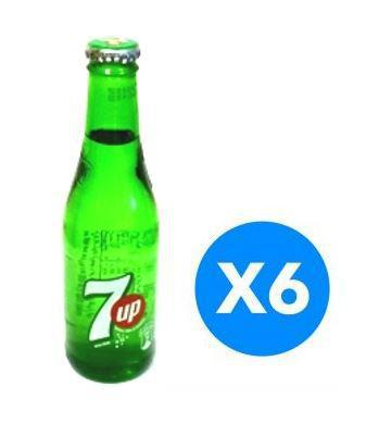 7 UP 6pcs X 250ml