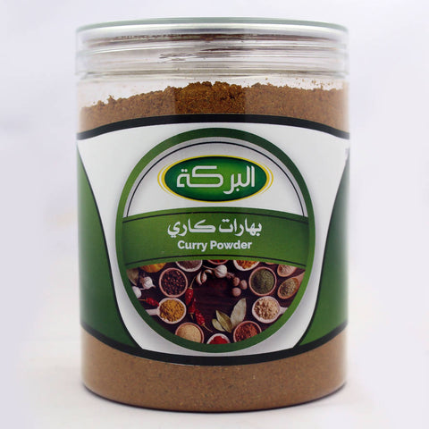 CURRY POWDER 250G - MarkeetEx