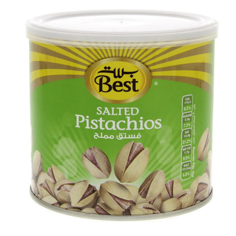 Best Salted Pistachios - Can 110gm