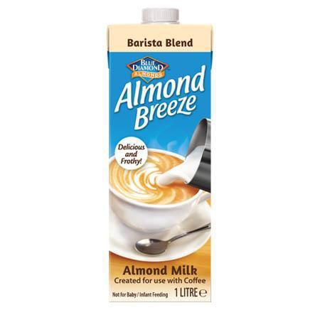Almond Milk - Almond Breeze - Barista Blend 1 Ltr
