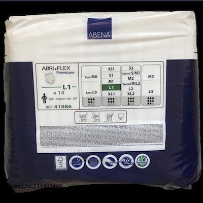 ABRI FLEX ADULT DIAPER LARGE - MarkeetEx