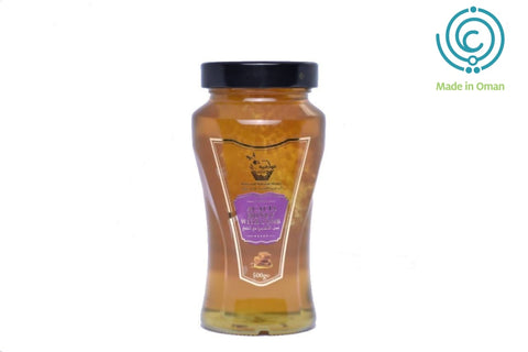 ACACIA BLOSSOM HONEY WITH COMB 500gr - MarkeetEx