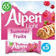 Alpen Fruit & Nut 5 Bar