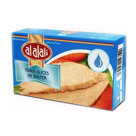 Al Alali Tuna Slices In Water 100gm - MarkeetEx
