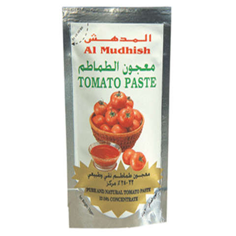 Tomato Paste Al Mudhish  - صلصة الطماط المدهش