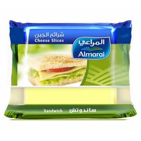 Almarai Sandwich Cheese Slices 10PC 200g - MarkeetEx