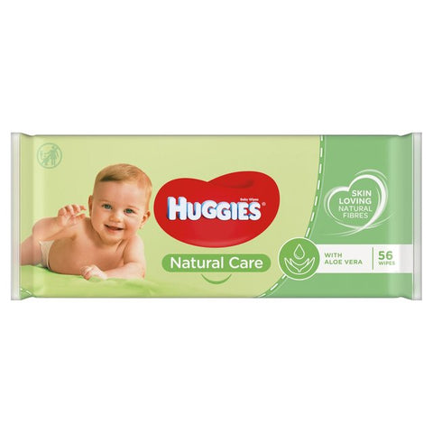 Huggies Baby Wipes Aloe