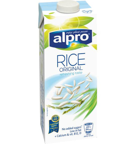 Organic Rice Milk Alpro
