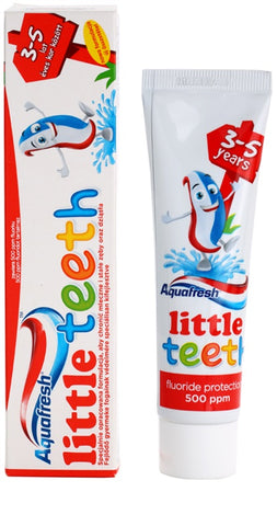Aquafresh Little Teeth Toothpaste Kids ML50
