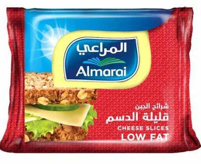 Almarai Cheese Slices Low Fat 200gm - MarkeetEx