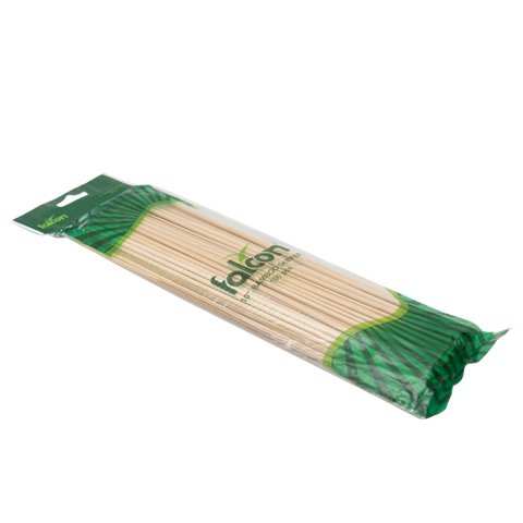 Bamboo Skewers 8 inch - 100s Pack - MarkeetEx