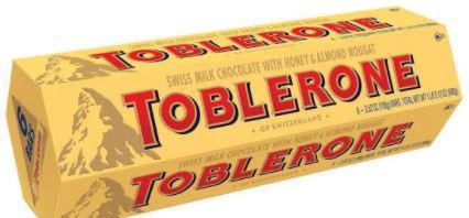 Toblerone 6 X 100gm - توبليرون