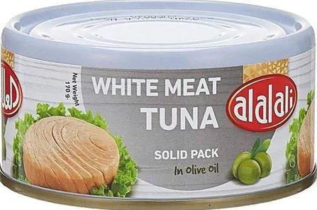 AL ALALI White Tuna in Olive Oil 170g