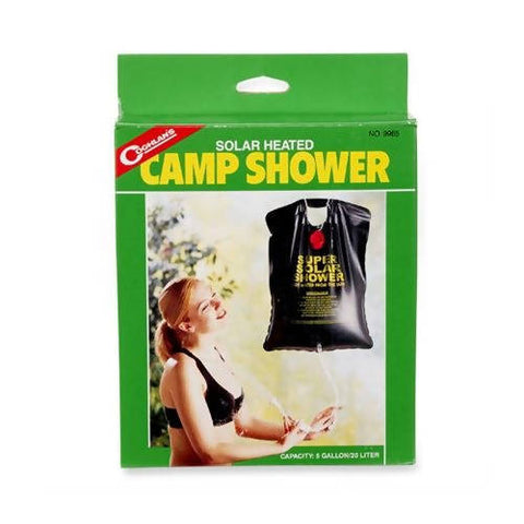 FIVE GALON CAMP SHOWER