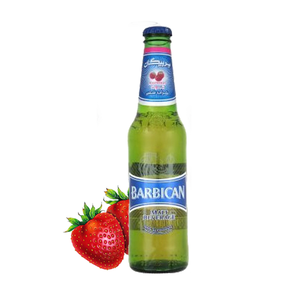 Barbican Strawberry 330ml