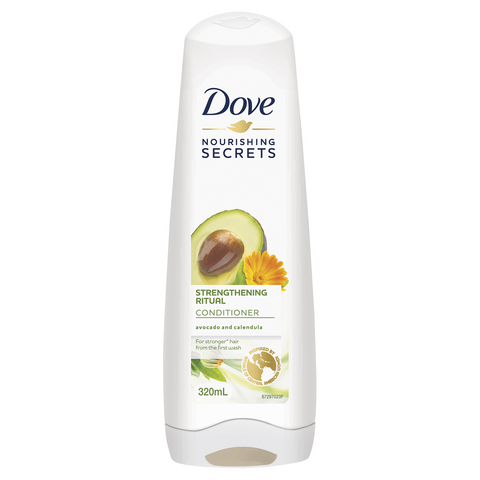 Dove Nourishing Secrets - Strengthening Ritual - Conditioner - 320ml - MarkeetEx