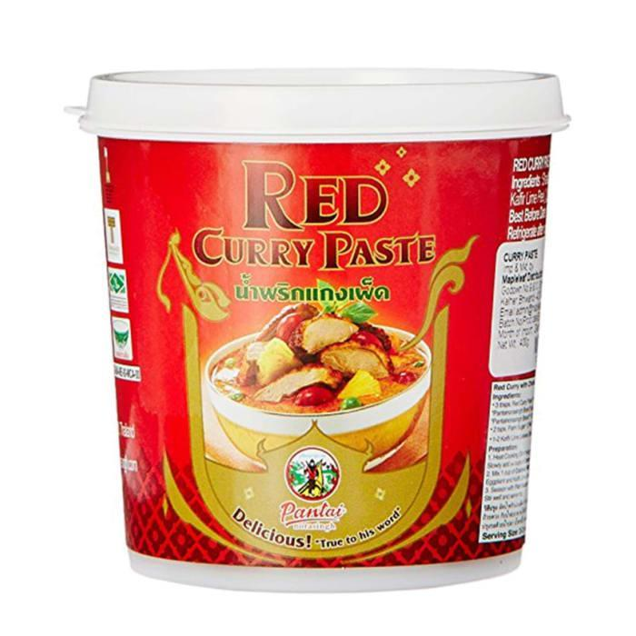 Pantai - Red Curry Paste - 400gm - MarkeetEx