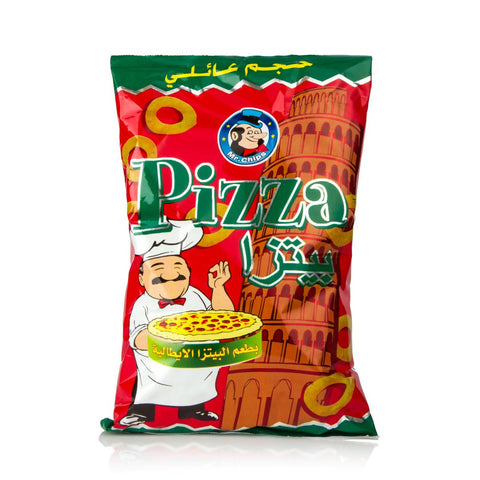 Mr Chips Corn Chips -Pizza 100 GM - MarkeetEx