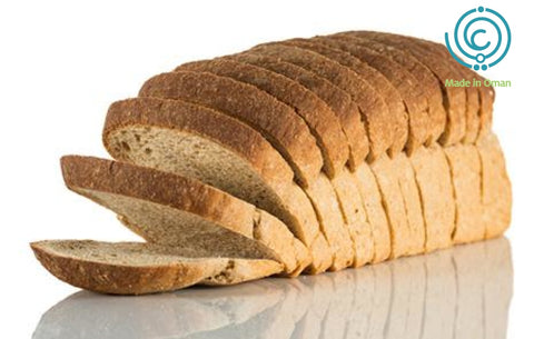 Bread Whole Wheat Dahabi 450g - MarkeetEx