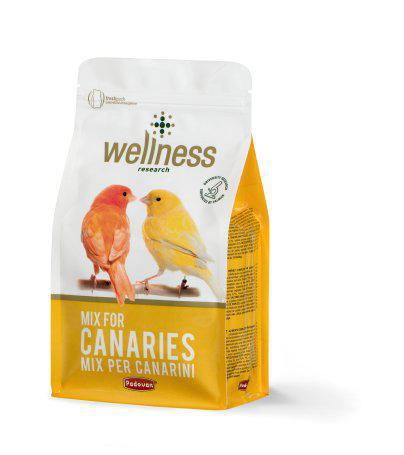 Wellness Research Padovan - Mix for Canaries 1kg - MarkeetEx