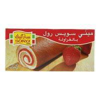 MEGA ROLL-STRAWBERRY 60G BOX