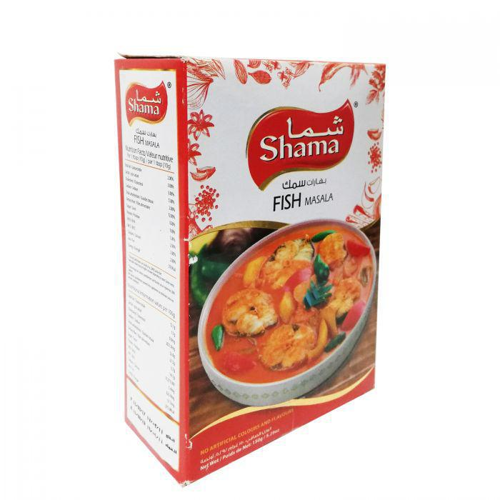 Shama Fish Masala 150gm
