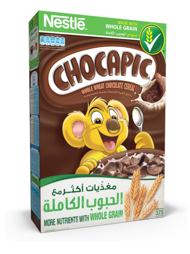 Cereal Chocapic with chocolate nestle 375gm - MarkeetEx