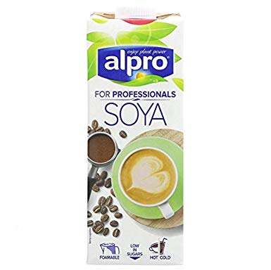 Soya Milk Alpro For professionals