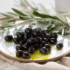Spanish Black pitted Olives 200 GMS TO 250 GMS