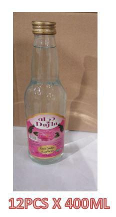 ROSE WATER IRAN  1X12X400ML - MarkeetEx