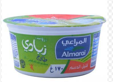 Almarai Yoghurt Low Fat 170gm