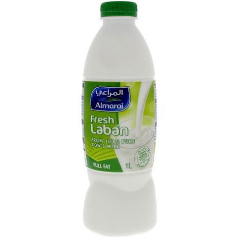 Almarai Laban Full Fat 1 Ltr - MarkeetEx