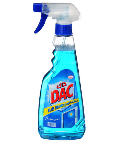 DAC Glass & Window Cleaner 400ml - منظف الزجاج داك